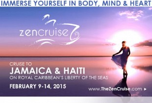 The Zen Cruise February 2015